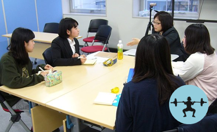 [就職活動パワーアップ講座] 応募書類個別相談会